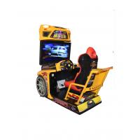 Best 32 Inch 1 Seat Racing Game Simulator Machines OEM ODM Available For One Player wholesale