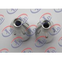 Best Custom Made Cnc Turned Components , Precision Anodized Aluminum Parts Connector wholesale
