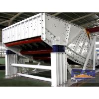 China Large Vibrating Screen/Circular Motion Inclined Vibrating Screen on sale
