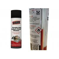 Best Dirt Removal Carburetor Cleaner Spray For Sticky Choke And Throttle Valves wholesale