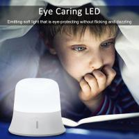 Best Soft Silicone Portable Motion Sensor Light Night Lamp USB Rechargeable 2000mAh MSDS wholesale