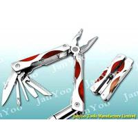 China Multi Tool with Color Wood Handle on sale