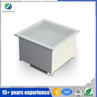 Buy cheap Cleanliness class 100 surgery room Hepa box, ceilling air purification housing from wholesalers