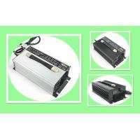 Best 35A 24V Smart Battery Charger On Board With Mounting Feet / 24V Lithium Battery Pack wholesale