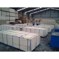 Best WBP Phenolic film faced shutteringd plywood for concrete wall forms , Wear and weather resistant wholesale