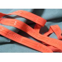Best Customized Non Elastic Cord , Thermal Transfer Printing Polyester Webbing wholesale