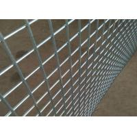 Best Hot - Dip Galvanized Welded Wire Fence Suitable For Machine Protective Cover wholesale