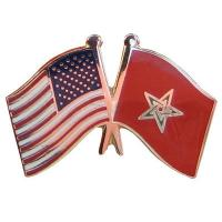 Best Country flag badge Custom Badges wholesale