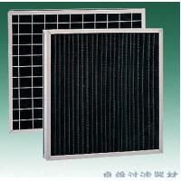Buy cheap Class 2 Panel Activated Carbon Air Filter with Aluminium Frame for Chemical and Hospital from wholesalers