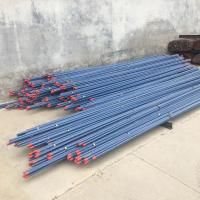 Best 22mm * 108mm DTH Drill Rods Forging Steel For Geological Mining Drilling wholesale