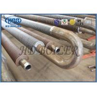 Buy cheap Stainless Steel 304 , Economizer Spiral Fin Tubes For Hot Water Boiler from wholesalers