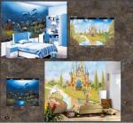 Best Customised Wallpaper Mural,Chinese Art,ASL81279-81280 wholesale
