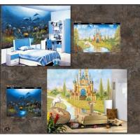 Buy cheap Customised Wallpaper Mural,Chinese Art,ASL81279-81280 from wholesalers