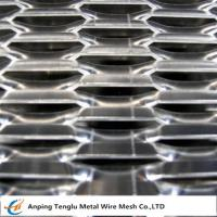 Buy cheap Expanded Metal Grating|Standard Type Made by Steel Plate 1/4