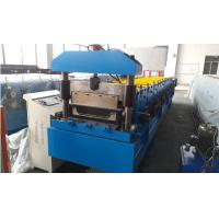 Best Roof Panel Standing Seam Roll Forming Machine With Rib And Electrical Seaming Machine wholesale