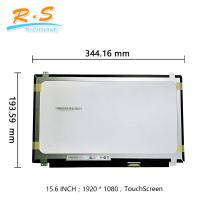 "Best 15.6 "" Touch Screen LCD Display TFT FHD B156HTK01.0 For Laptop Replacement wholesale"
