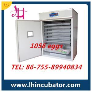 Best 528 Eggs Digital Automatic Chicken Egg Incubator wholesale