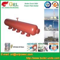 Best Condensing Boiler Equipment Pressure Drum Low Fuel Non Pollution wholesale