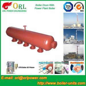 Best Condensing Boiler Equipment Pressure Drum Low Fuel Non Pollution wholesale