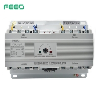Best ATS CB Class Moulded Case Dual Transfer Switch IP30 1250A wholesale