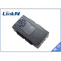 Best Rugged COFDM Transmitter Video Wireless Transmitter 1km Nlos Distance Transmission wholesale