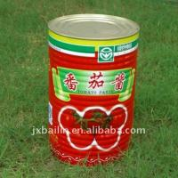 Cheap Italian canned tomato paste, tomatoes exporter in China for sale