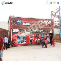 Best Virtual Reality Kino 5D Cinema 5D Simulator With Spray air / Water wholesale
