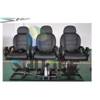 Best Strong simulation and electric shock Motion Theater Chair  with pneumatic system supplier wholesale