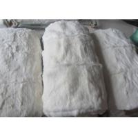Best Home Textile Real Rex Rabbit Skin Windproof Warm For Winter Coat Lining wholesale