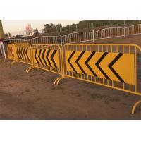 Best Used Exhibition Welded Pipe Metal Crowd Control Barrier wholesale