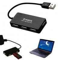 Buy cheap 2 Port 4 Port 6 Port 7 Port Powered USB 2.0 Hub Customized Overload Current Protection from wholesalers