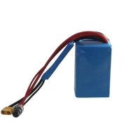 Best 43.2V 5000mAh Portable 18650 Rechargeable Battery Pack wholesale