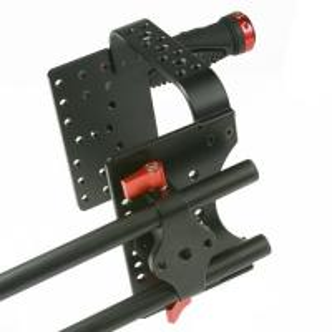 Cheap Top Handle Camera Cage For Black Magic Camera Video Movie Camera Follow Focus BMC-M for sale