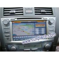 Best CAR DVD PLAYER WITH GPS FOR TOYOTA CAMRY wholesale