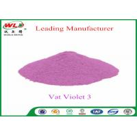 Best Customized Wool Permanent Fabric Dye C I Vat Violet 3 Vat Violet RRN wholesale