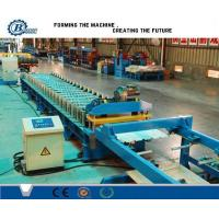 Automatic Corrugated Colored Steel Roof Panel Sheet Metal Roller Machine