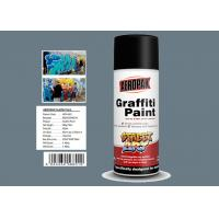 Best Grey Color Graffiti Wall Painting Easy Construction Operation Drying Quickly wholesale