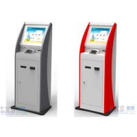 Self-service Bill Payment Kiosk With Card Scanner