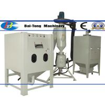 Best Compact Pressurized Abrasive Blaster , Industrial Sandblasting Machine Long Service Time wholesale