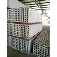 Quality MgO / Mgcl2 / Fiber Precast Hollow Core Wall Panels Partition Wall Board wholesale