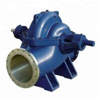 China Axial Split Case Double Impeller Centrifugal Pump High Capacity Water Suction on sale