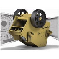 Best Hydraulic Adjustment Toggle Jaw Crusher 60-120 M³ / H For Sand Stone Crushing wholesale