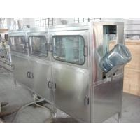 Cheap 120 Bottle Per Hour 5 Gallon Water Filling Machine With Nanfang Pump for sale