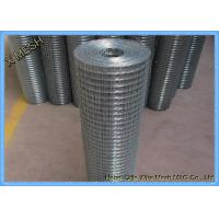 China Electro Galvanized Welded Wire Mesh Panels2mm Gauge 25mm X  25mm Mesh on sale