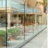 Best Top grade u channel glass balcony guard railing wholesale