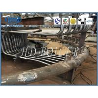 Buy cheap Large CFB Boiler Industrial Cyclone Separator With High Speed Rotating Air Flow from wholesalers