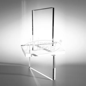 Best Waterproof 3mm Flame Retardant AcrylicTransparentSheetFor Kitchen Cabinet Use wholesale
