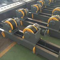 Best Single Drive Conventional Welding Turning Roll Rotator Speed Adjust By VFD wholesale