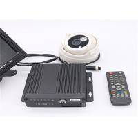 Best 3G HD 720p Car Video Recorder  Support 128 GB Card 4G Options Mobile DVR 4 Channel wholesale