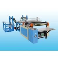 Best High Speed PVC / Poly Plastic Bag Making Machinery 30-140Pcs/min wholesale